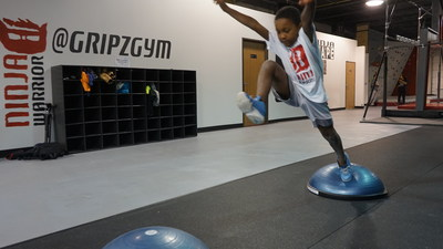 Agility is one of the building blocks to ninja mastery!