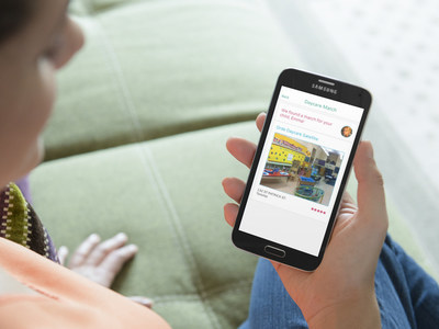 The CubbySpot mobile app is the easiest way to find and book the perfect daycare spot.