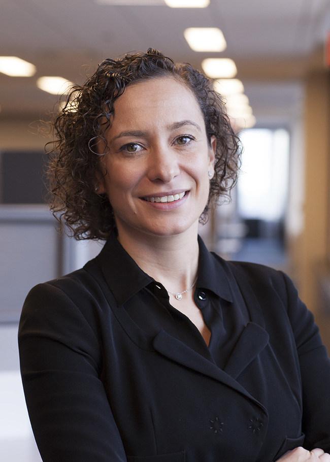 Emma Riza appointed Vice President, Corporate Development, CNA. (PRNewsFoto/CNA)