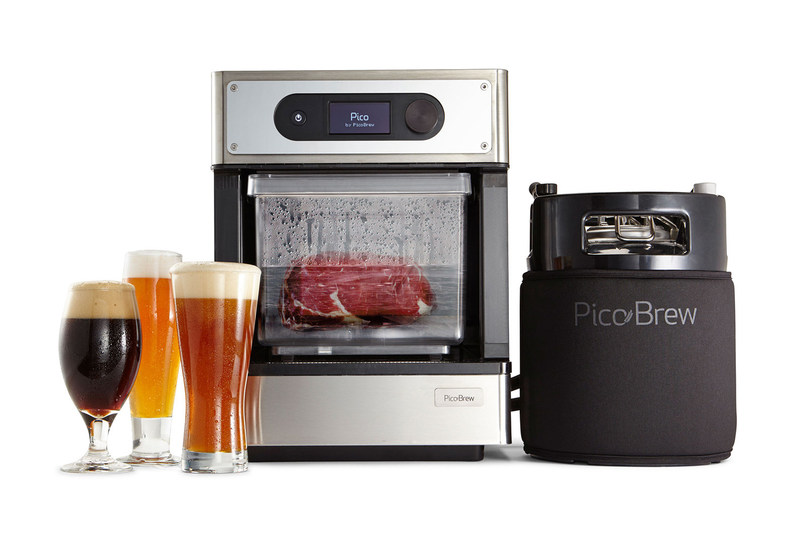 New Sous Vide Cooking Feature for the Pico by PicoBrew