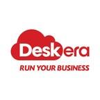 Deskera Logo (PRNewsFoto/Deskera)