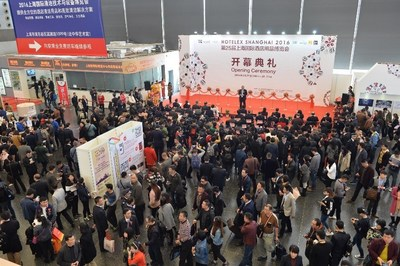 HOTELEX Shanghai will return on March 28-31, 2017 and is expected to once again attract over 110,000 international visitors