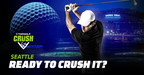 Topgolf Crush debuts in Seattle at Safeco Field on Feb. 17-20.
