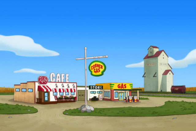 Life in Dog River is about to get a lot more animated! The Comedy Network announced today it has greenlit an all-new animated version of the acclaimed, smash-hit comedy franchise CORNER GAS (CNW Group/Comedy Network)