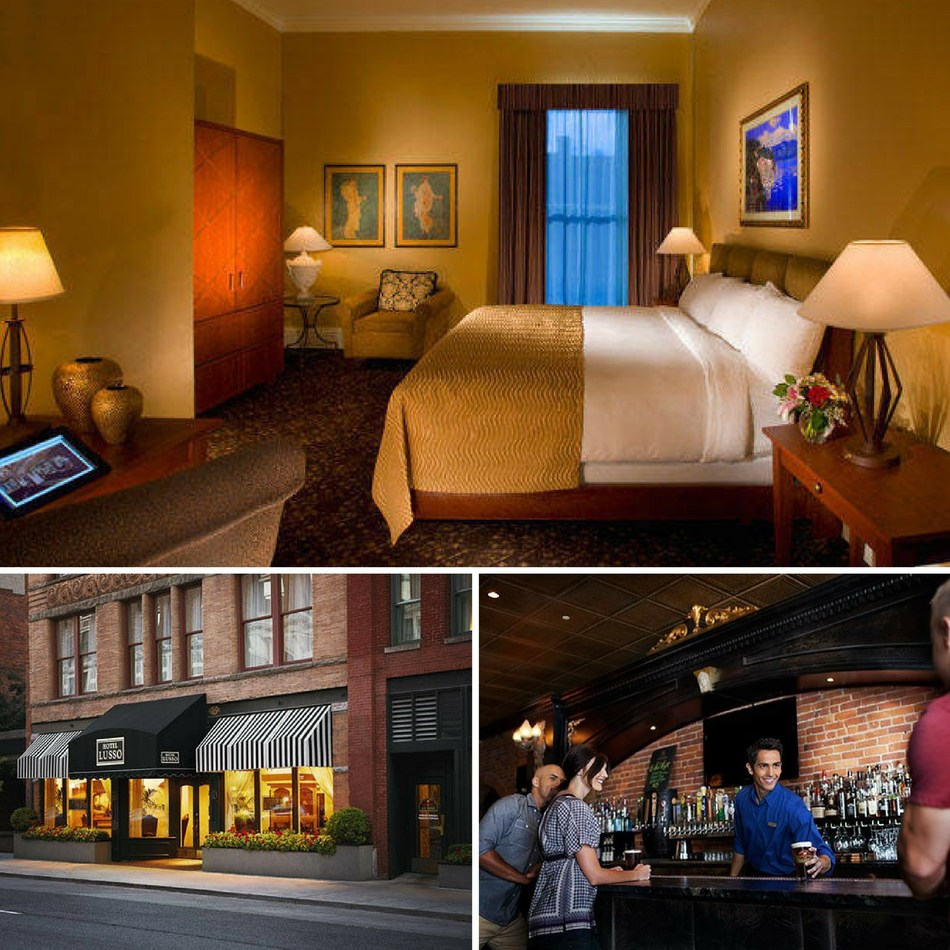 The Davenport Lusso, Autograph Collection is promoting its limited-time Ale Trail Package in Spokane, Washington from now until Dec. 31, 2016. This offer includes a stay in a deluxe guest room, valet parking, $25 dining credit, beer sampler from Post Ale Street House and map of the Inland Northwest Ale Trail. For information, www.marriott.com/GEGAL or call 1-509-747-9750.