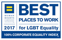 Subaru Earns Top Marks in 2017 Corporate Equality Index; Subaru of America, Inc. Earns 100 percent on Human Rights Campaign Foundation's Fourteenth Annual Scorecard on LGBT Workplace Equality