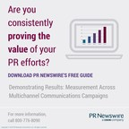 Active Analysis and Meaningful Measurement the Key to Prosperous PR Plans