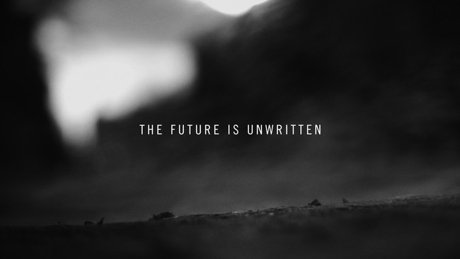 "The Future is Unwritten, a short film by Chris ""MUG5"" Maguire & Zach Jopling"