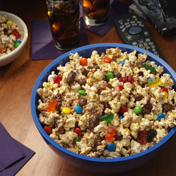 Movie Theater Popcorn Candy Bowl Photo Courtesy of Orville Redenbacher