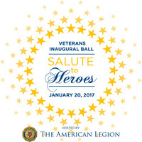 The Veterans Inaugural Ball will be at the Renaissance Washington DC Downtown Hotel on January 20, 2017.