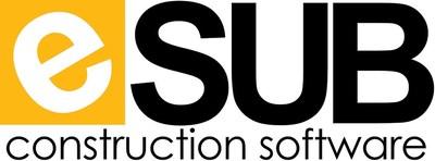 (PRNewsFoto/eSUB Construction Software)
