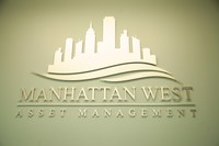 Manhattan West logo (PRNewsFoto/Manhattan West Asset Management)