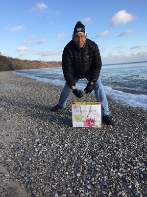 Dr. Dave Margolis is sending rocks to people who donate $85 to Children's Hospital of Wisconsin. After learning it was against a local ordinance to use rocks from the Lake Michigan shoreline, a local landscaper donated rocks to be sent to supporters. As of Dec. 19, 460 people from 39 states and Puerto Rico have contributed more than $46,000. The campaign goes until Dec. 31. To make a donation, go to chw.org/rock.