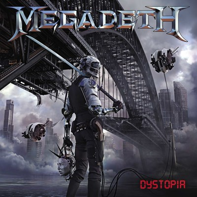 Global Metal Pioneers MEGADETH Wrap Up The Year With Grammy Nomination, Lifetime Achievement Award And TV Performance