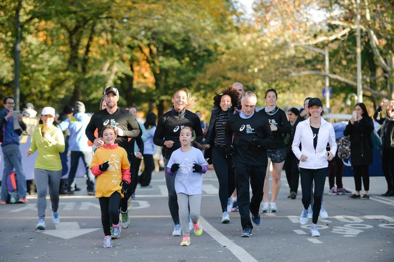 ASICS Extra Mile Run