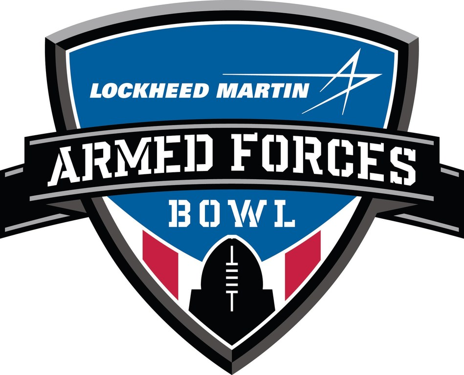 The 2016 Lockheed Martin Armed Forces Bowl, played in honor of the United States armed forces, is the only collegiate football bowl game that has hosted all three U.S. Military Academy football teams - the U.S. Military Academy (2010), the U.S. Air Force Academy (2007-2009, 2012, 2015) and the U.S. Naval Academy (2013).