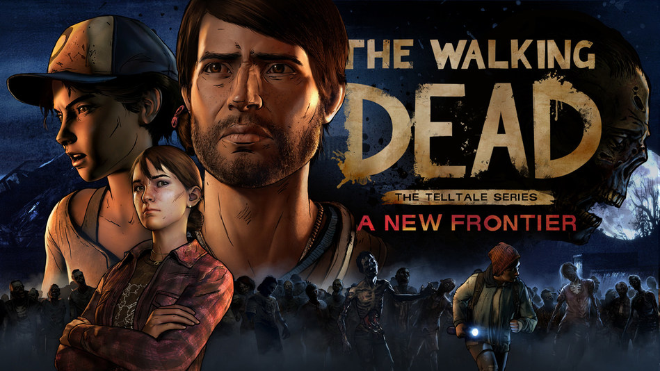 Critically Acclaimed Two-Part Premiere for 'The Walking Dead: The Telltale Series - A New Frontier' Now Available for Download