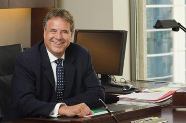 Le Dr Alain Beaudet, Président, Instituts de recherche en santé du Canada (Groupe CNW/Instituts de recherche en santé du Canada)