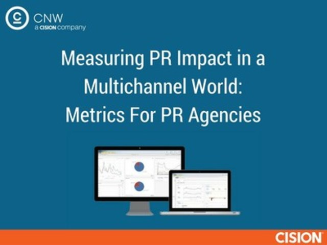 Metrics for PR Agencies (CNW Group/CNW Group Ltd.)
