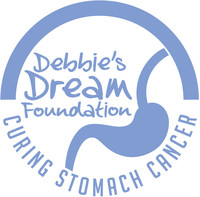 Debbie's Dream Foundation: Curing Stomach Cancer logo