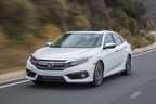 Honda Calls It Early: American Car Buyers Make Accord, Civic, CR-V and Odyssey Tops in Sales in 2016