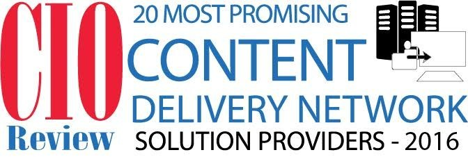 ScientiaMobile receives ranking from CIOReview as one of the top 20 most promising content delivery network (CDN) solution providers of 2016.