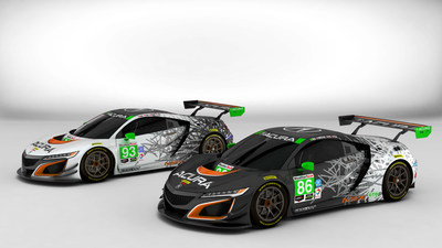 Michael Shank Racing will field a pair of Acura NSX GT3s in the 2017 IMSA WeatherTech SportsCar Championship, starting with the season-opening Rolex 24 at Daytona International Speedway on January 28, 2017.