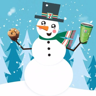 As the holiday countdown continues, 7 Eleven(R) stores become last-minute shopping headquarters and emergency stops for gifts, groceries and more.