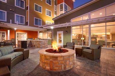 Marriott International's Residence Inn Brand Now Present in All 50 States; Residence Inn joins Courtyard as a Marriott brand with 50-state status. Pictured, Residence Inn Casper