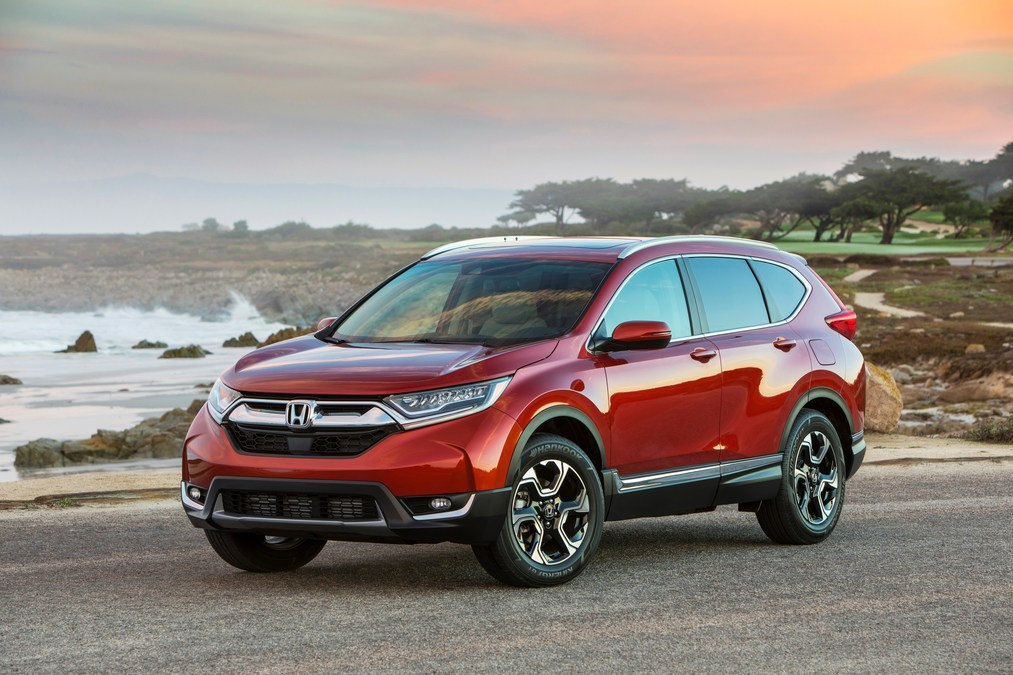 Bold new and unexpectedly upscale 2017 honda cr v hits showrooms with premium design big