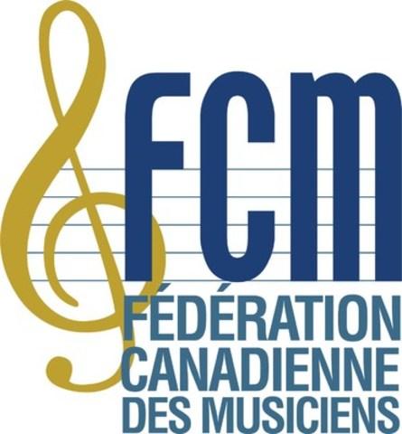 Fédération canadienne des musiciens (Groupe CNW/Fédération canadienne des musiciens (FCM))