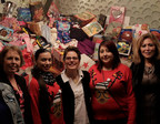 Local REALTORS® Donate Over $16,000 in Toys and Pajamas to Foster Children