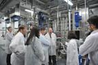 Merck eröffnet in Spanien Betrieb für Exklusiv-produktion von Meglumin