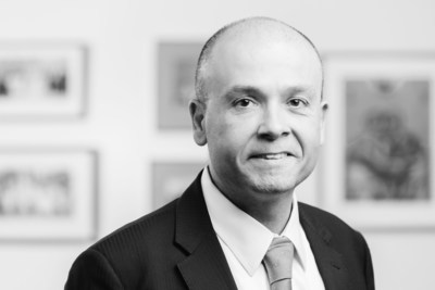 Michele Volpi, CEO PRÆSIDIAD (PRNewsFoto/Betafence)