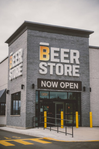 Beer Store (CNW Group/The Beer Store)