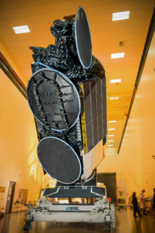 SSL-built satellite for Embratel Star One has successfully launched. (CNW Group/SSL)