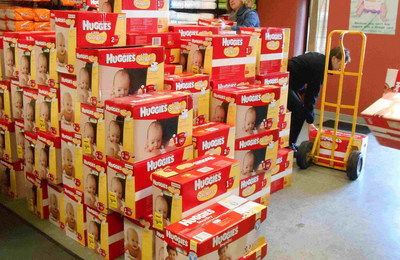 In March of 2016, Huggies announced a donation of 22 million free Huggies diapers to the National Diaper Bank Network in response to President Obama's call for companies to bring even more attention to diaper need in America. Huggies has donated more than 200 million diapers and wipes to babies in need since 2010.