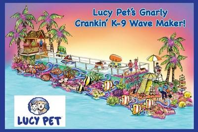 (PRNewsFoto/Lucy Pet Products)