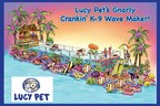 Lucy Pet Products' 2017 Rose Parade Float Set to Break Two Guinness World Records As The Longest And Heaviest Float Ever In Parade History