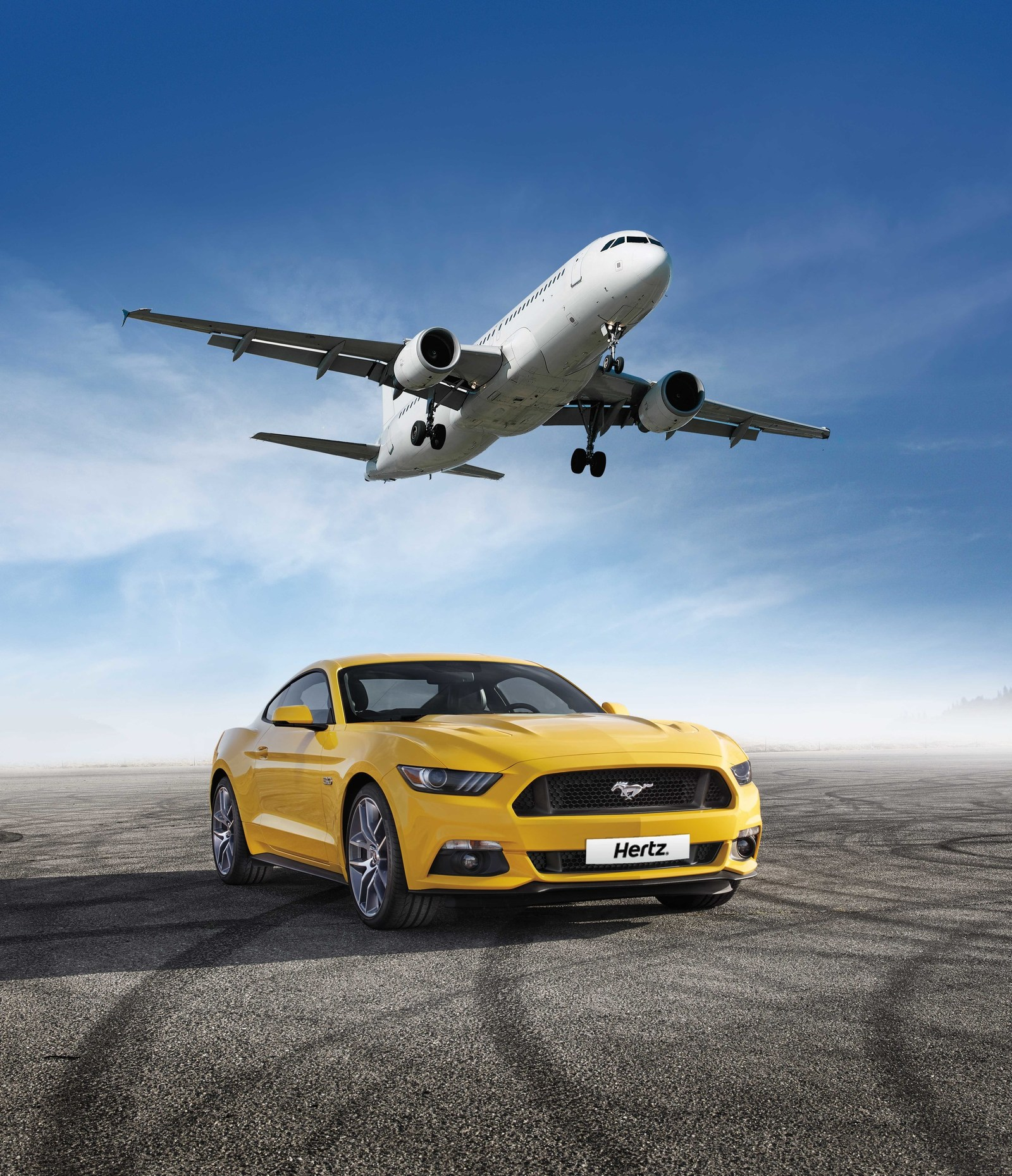 Hertz Global Becomes Cathay Pacific's Exclusive Car Rental