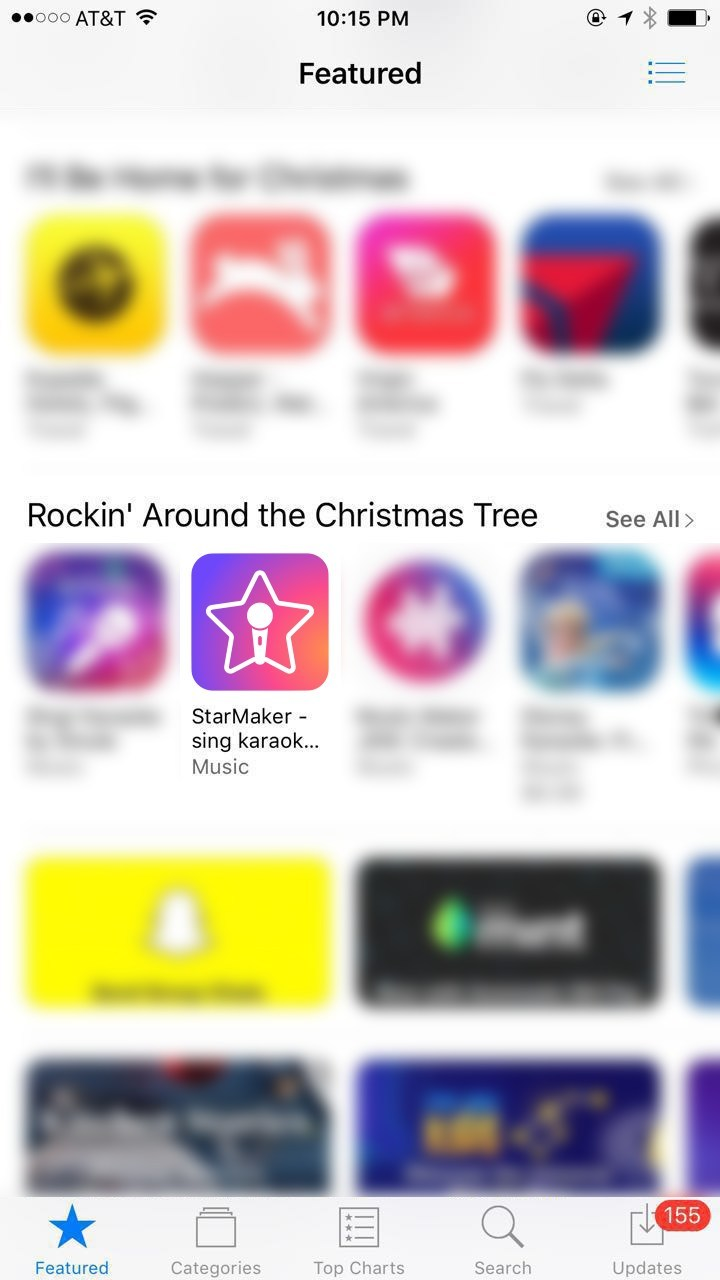 The StarMaker karaoke app has been featured by Apple on the home screen of the app store during this busy holiday period. The app stands out due to its superior world-leading tech features and massive song catalogue. StarMaker looks set to become a staple on the mobile devices of music lovers around the world.