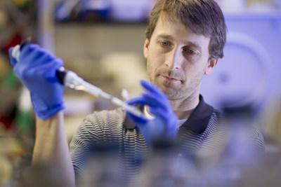 2014 Grant Recipient Dr. David Allison, Lineberger Research Fellow at the University of North Carolina - Chapel Hill