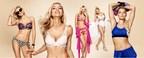 JESSICA HART STARS IN TRIUMPH LINGERIE CAMPAIGN (PRNewsFoto/Triumph lingerie)