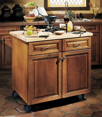 Masco Cabinetry Voluntarily Recalls Mobile Kitchen Islands And Freestanding Cabinets Due To Potential Tip Over Risk