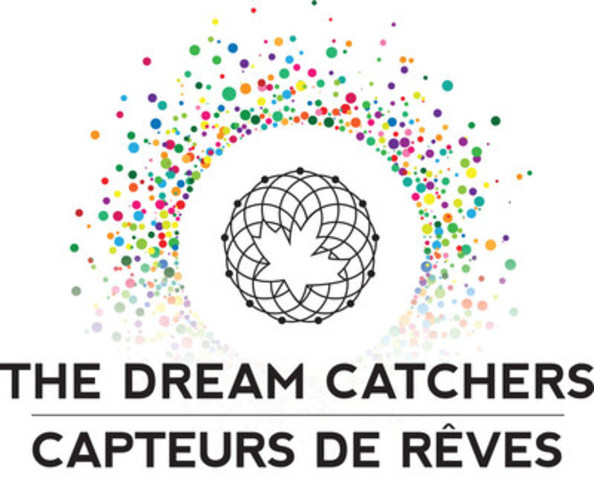 Logo officiel du Capteurs de rêves. (Groupe CNW/Confederation Centre of the Arts)