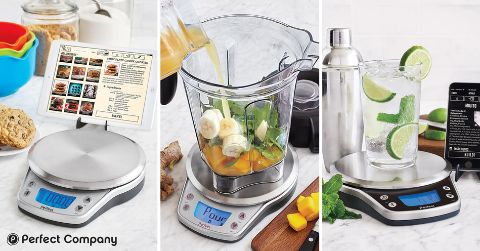 Perfect company acquires orange chef s prep pad related ip for Perfect drink smart scale