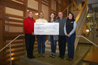 Exchange Bank donates $20,000.00 to the Redwood Empire Food Bank in honor of its customers and business partners this holiday season