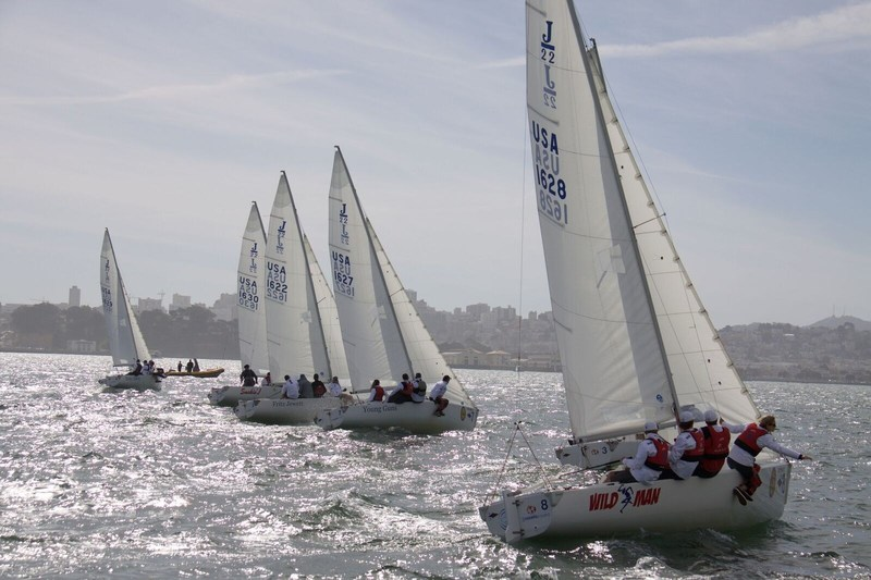 The 2016 Bay Area Pacific Union Leukemia Cup Regatta supporting the Leukemia and Lymphoma Society was a highlight of Pacific Union's dynamic community fund outreach in 2016.