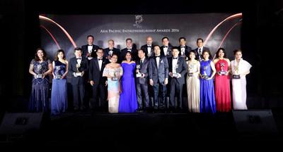 asia pacific entrepreneurship awards recognizes leading entrepreneurs india