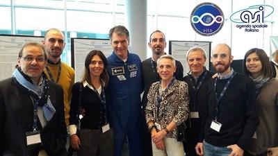 ASAcampus in the Team of CORM Experiment (PRNewsFoto/ASA Srl)
